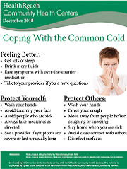 Coping With The Common Cold